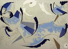 "Marino Marini ""Spartaco"" Hand Signed 1975 Etching Fine Art w/orig CoA MAKE OFFER"