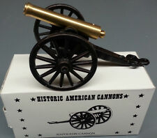 "CIVIL WAR 12 POUND NAPOLEON CANNON 8"" LONG 3 1/2"" HIGH REPRODUCTION"