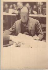 HARRY SACHER 16th Zionist Congress 1929, Zurich PHOTO