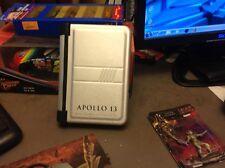 Apollo 13 Retro Daytimer Cover Brushed Aluminum Vintage 1995 Rare Promo