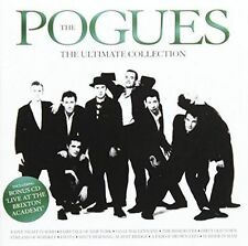 THE POGUES - THE ULTIMATE COLLECTION USED - VERY GOOD CD