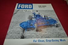 Ford Tractor 508 Rake Dealers Brochure AMIL15
