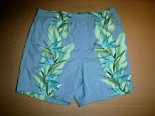 #8885 TOMMY BAHAMA BOARD SHORTS MEN'S LARGE PREOWNED