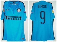 ULTRA RARE INTER FC ICARDI MATCH WORN  SHIRT EUROPA LEAGUE