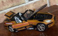 2001 Honda S2000 VTEC  Metallic Motor Max 1:24 Scale Diecast
