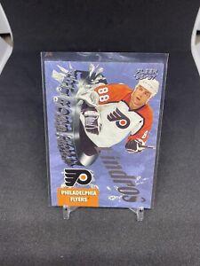 Eric Lindros 1996-97 Fleer Art Ross Trophy Card Flyers