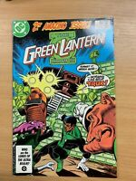 DC COMICS - GREEN LANTERN CORPS #202 (JULY 1986) NM (NEW BAG & BOARD)