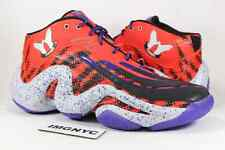 ADIDAS REAL DEAL DAMIAN LILLARD SZ 13 ROOKIE OF THE YEAR PORTLAND TRAILBLAZERS
