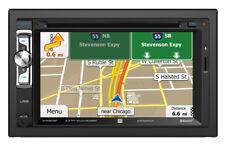 "Dual DVN927BT Double Din DVD/CD 6.2"" Screen Navigation Bluetooth Stereo Receiver"
