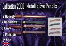 Collection 2000 EYE PENCIL shadow liner METALLIC blue purple brown green CHOICE