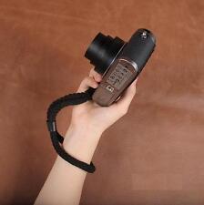 Black DC Camera Hand Wrist Strap for Panasonic Lumix GX1 GF3 GF2 GH2  055