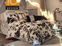 Intelligent Design Dorsey Floral Print Comforter Set Twin Twin XL