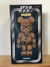 2016 Bearbrick 400% Star Wars chewbacca Be@rbrick Medicom Toy f/s Chewie