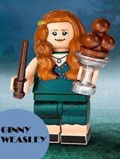 LEGO Harry Potter Series 2 Minifigure HP Ginny Weasley Green Slug #9 SEALED NEW