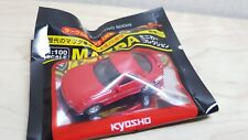 1/100 Kyosho Mazda Rx-7 Fd3S Red diecast car model New