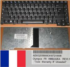 Clavier Azerty Français LG LW40 Series, HMB222EA AEW32558908KI07 Noir