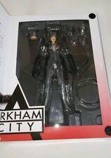 Kai Arts Arkham City Catwoman - Square Enix NIB Rare Batman DC