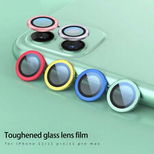 Phone Camera Lens Back Protective Ring Covers Protector for iPhone 11 Pro Max