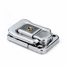 2 x Locking Fastener Toggle Latch Catch Chest Case Suitcase Boxes Chests Trunk