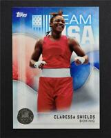 2016 Topps U.S. Olympic Team Silver #2 Claressa Shields - NM-MT