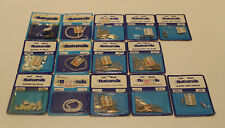 NEW Vintage Old Stock Craft World Jewelry Making 14 Packaged Pieces