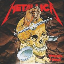 Metallica - Harvester Of Sorrow EP Vinyl LP Heavy Metal Sticker Or Magnet