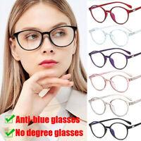 Anti Blue Ray Computer Goggles Blue Light Blocking Glasses UV Protect Eyeglasses