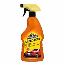 Armor All Speed Wax 500ml - 44500L - Spray Politur und Wachs
