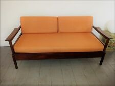 1960's Heals Teak Sofa Bed GUY ROGERS extremely RARE