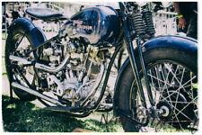 12x18 in Poster Custom 1928 Harley Davidson JD Motorcycle, Garage Art Man Cave