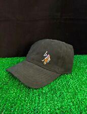 U.S. Polo ASSN. Black Dad Hat - Adjustable Strap