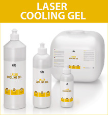 UB Laser Cooling Gel for IPL & Light Therapy. Reduces pain discomfort