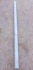 Stahlrohr feuerverzinkt Pfosten 60mm 1,50m lang  5mm Stark