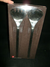 18/10 Twin Salad Servers J A Henckels Zwilling  GLOSSY Stainless Steel