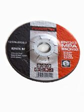 Disco de desbaste 125 x 6 x 22 mm (Pack de 5 unidades)