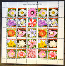 (Su 1669 - 1678) Suriname 2010 Flowers (MNH) block