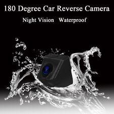 180° Korean Screw HD Car Rear View Reversing Backup Parking Assistance Camera