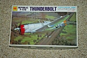 OTAKI REPUBLIC P-47D THUNDERBOLT 1/48 Scale