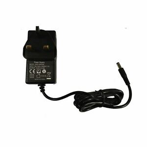 Power Supply Mains AC/DC Transformer Adapter Wall Charger UK Plug 9V 2A LED