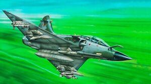 Italeri 023 - 1/72 Mirage 2000 D/N - Neuf