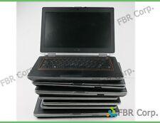 Tested Lot 7 Dell Latitude 3x E6220  3x E6420 1x P15G i5 Win 10 Laptop Notebook
