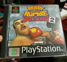 Ready 2 Rumble Boxing Round 2 - PS1 SONY PLAYSTATION 1 - FAST POST
