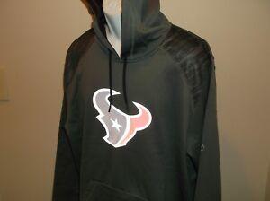 Houston Texans Football Hoodie Sweatshirt Adult XL nwt Free Ship