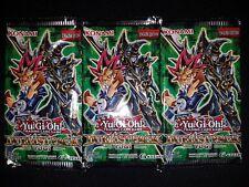 Yugioh 3x Duelist Pack Yugi |BRAND NEW FACTORY SEALED Yu-Gi-Oh! TCG