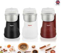 Electric Coffee Grinder 160W Grinding Milling Bean Nut Spice Blade Blender