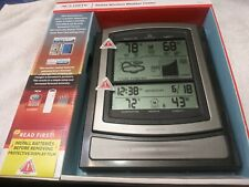 AcuRite Deluxe Wireless Weather Center Brand New