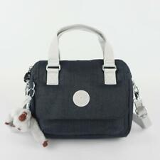 KIPLING ZEVA Nylon Small Shoulder Travel CrossBody Bag Blue Modern