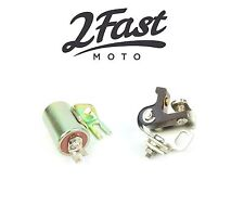 2FastMoto Yamaha Ignition Tune Up Kit Point Condenser YZ80 GTMX DT100 GT80 RS100