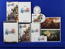psp DISSIDIA Final Fantasy Limited Collector's Edition REGION FREE Pal English