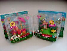 Lalaloopsy Mini Doll Dyna Might Pogo Stick & Peanut Big Top Tricycle
